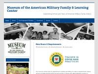 http://www.museumoftheamericanmilitaryfamily.org/