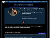http://www.playerplaywrights.co.uk