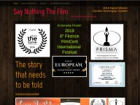 http://www.saynothingthefilm.com