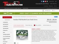 http://www.tacklewarehouse.com/Sunline_FX2_Braided_Line_Dark_Green/descpage-SFX2.html?from=detroph
