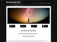 http://www.theultimatetest.org