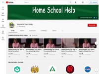 http://www.youtube.com/user/HomeSchoolHelp