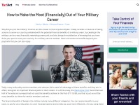 https://blog.taxact.com/how-to-make-the-most-financially-out-of-your-military-career/