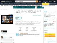 https://www.amazon.com/Our-Trip-Europe-April-27th/dp/1539723682/ref=sr_1_5?s=books&ie=UTF8&qid=1483630207&sr=1-5&keywords=christina+paul