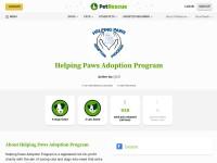https://www.petrescue.com.au/groups/11227/Helping-Paws-Adoption-Program