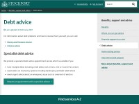 https://www.stockport.gov.uk/debt-advice