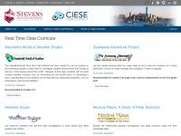 http://ciese.org/realtimeproj.html