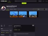 http://gamejolt.com/freeware/games/platformer/largomorph-reversal/6014/