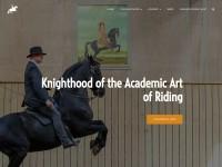 http://knighthoodoftheacademicartofriding.eu