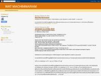 http://watmachimmaram.blogspot.com/