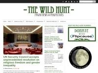 http://wildhunt.org/