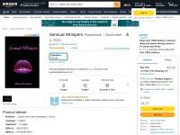 http://www.amazon.com/Sensual-Whispers-Mario-D-Coleman/dp/0615576575/ref=sr_1_10?s=books&ie=UTF8&qid=1411614569&sr=1-10&keywords=glover+lane+press+2011