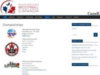 http://www.broomball.ca