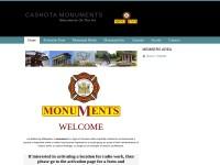 http://www.cashotamonuments.webs.com/