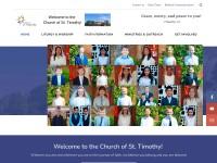 http://www.churchofsttimothy.com