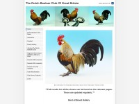 http://www.dutchbantamclub.co.uk