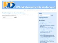 http://www.ho-modelautoclub.nl/index.html
