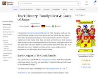 http://www.houseofnames.com/duck-family-crest