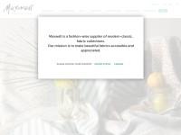 http://www.maxwellfabrics.com