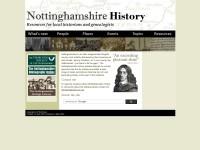 http://www.nottshistory.org.uk/default.htm