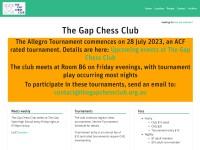 http://www.thegapchessclub.org.au/