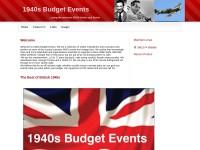 http://1940sbudgetevents.webs.com/