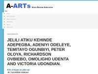 http://africanartswithtaj.blogspot.com/2011/09/kilo-of-hope.html