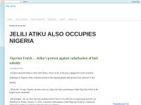 http://africanartswithtaj.blogspot.com/2012/01/jelili-atiku-also-occupy-nigeria.html