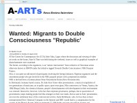 http://africanartswithtaj.blogspot.com/2012/05/wanted-migrants-to-double-consciousness.html