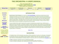 http://andrewhugill.com/manuals/intro.html