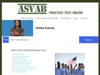 http://asvabpracticetestonline.com/
