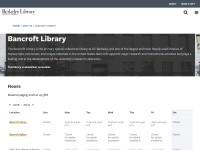 http://bancroft.berkeley.edu/MTP/index.html