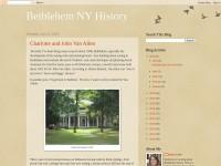 http://bethlehemnyhistory.blogspot.com/