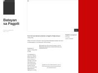 http://blakliz.wordpress.com/2013/05/02/batayan-sa-pagpili/