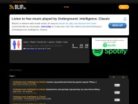 http://blip.fm/Underground_Intelligence_Classic