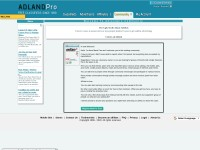 http://community.adlandpro.com/welcome/Briteplace.aspx