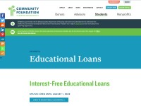http://communityfoundation.org/scholarships/scholarship-loan-descriptions/