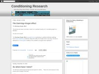 http://conditioningresearch.blogspot.com/