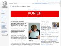 http://de.wikipedia.org/wiki/Wikipedia:Kurier/Ausgabe_7_2010