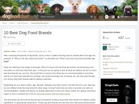 http://dogfoodchat.com/10-best-dog-food-brands/