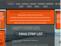 http://dragstriplist.com