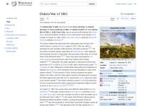 http://en.wikipedia.org/wiki/Dakota_War_of_1862
