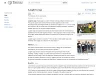http://en.wikipedia.org/wiki/Laughter_Yoga#Method