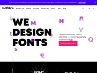 http://fontfabric.com