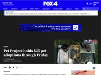 http://fox4kc.com/2013/07/04/pet-project-holds-25-pet-adoptions-through-friday/