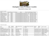 http://genealogytrails.com/penn/huntingdon/military/deaths.htm