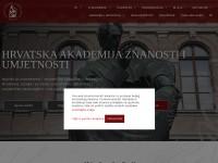 http://info.hazu.hr/