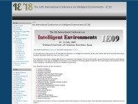 http://intelligentenvironments.org/conferences/ie09/
