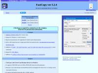 http://ipmsg.org/tools/fastcopy.html.en