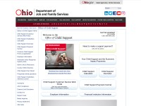 http://jfs.ohio.gov/ocs/index.stm